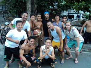 Basketball crew