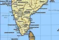 southindia-map