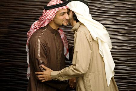 arab kiss
