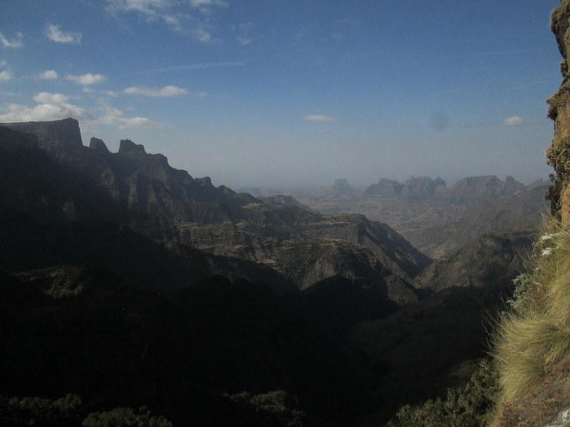 Simien Mountains. Ethiopia