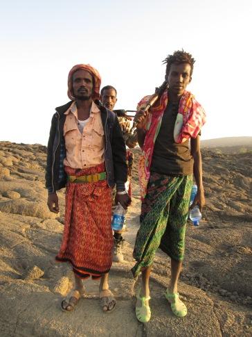 Erta Ale. Danakil Depression. Ethiopia