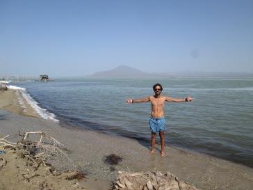Lake Asale. Danakil Depression. Ethiopia