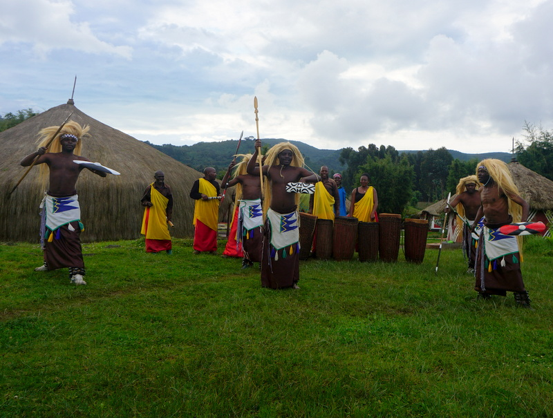 Traditional Rwanda Dances Intoro