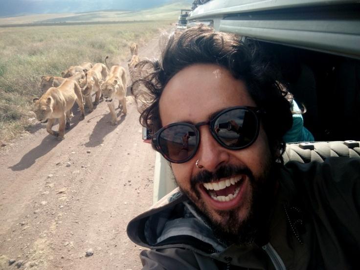 Alejandro Turbay Serengeti