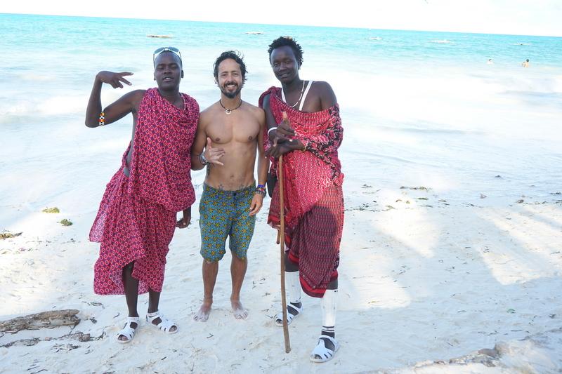 Maasai beach